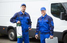 pest control services technicians